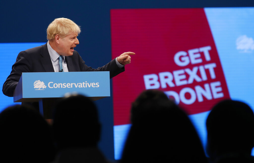 PM Boris Johnson presents new Brexit plan to UK Parliament