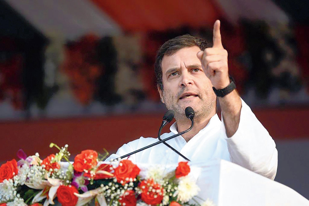Rahul beats Modi to the draw in income scheme for the poor