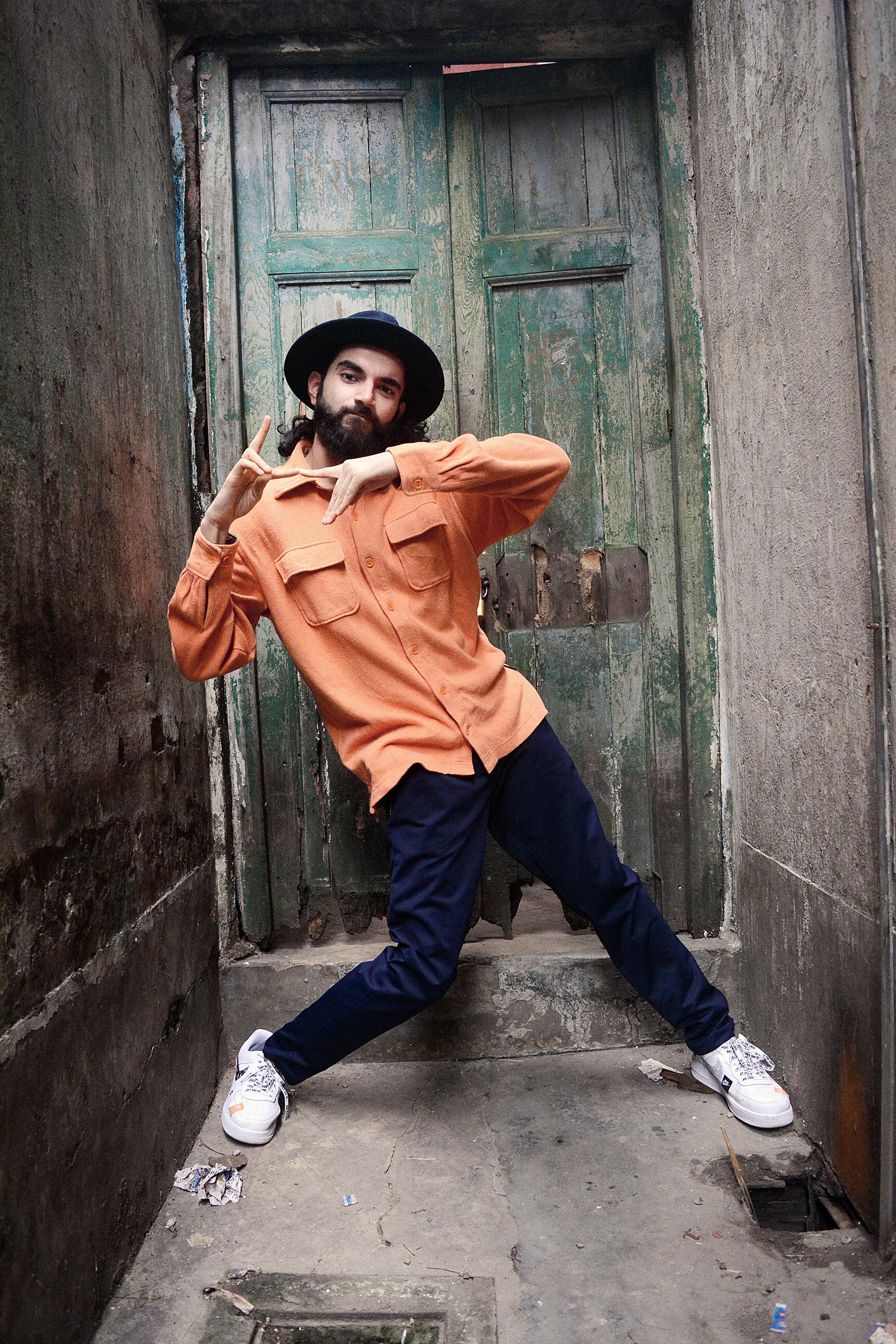 Roshan Banerjee aka Popping Raw-Shan