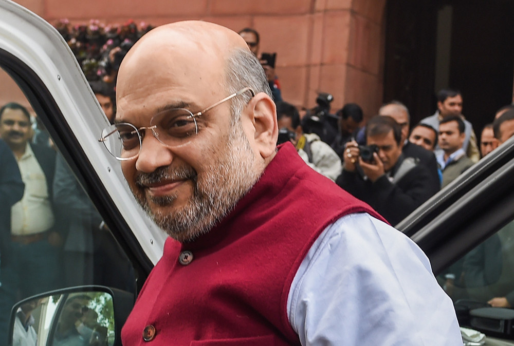 Newspapers around the globe from Singapore's 'Straits Times' and Bangladesh's 'Daily Star' reported Amit Shah's diatribe against illegal immigrants and his vow to 'throw them into the Bay of Bengal'