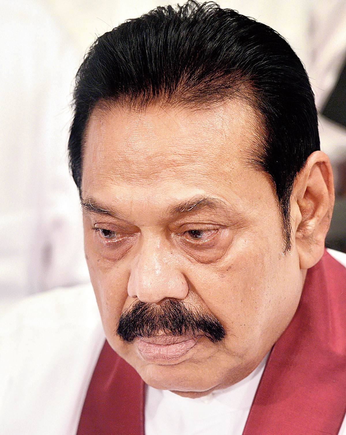 The order was issued in a quo warranto case filed by 122 MPs against Rajapaksa and his government.