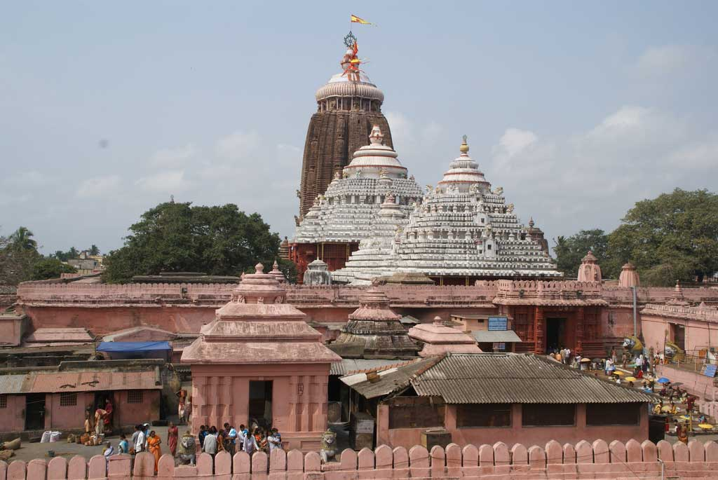 The Puri temple administration is anticipating around six lakh devotees on New Year.