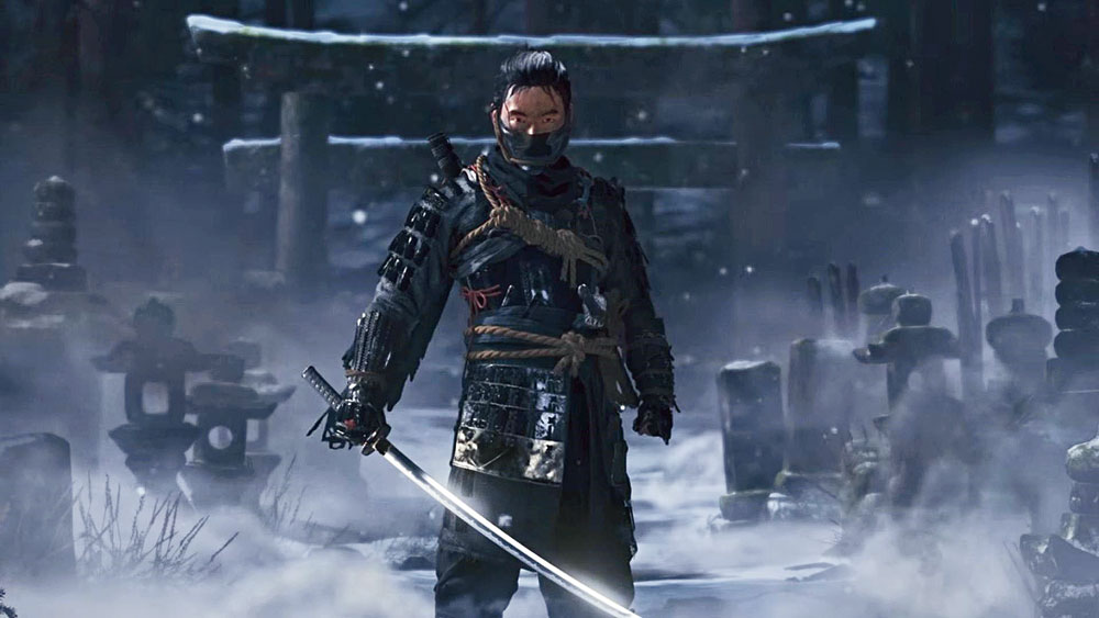 We've seen action adventure video games that are developed on a larger-than-life-scale, adopting a film-like approach, like Grand Theft Auto V, and we've also seen fantastical versions of feudal Japan in video games like Sekiro: Shadows Die Twice and Nioh. But what about combining the two? Sucker Punch Productions is doing exactly that with Ghost of Tsushima.
