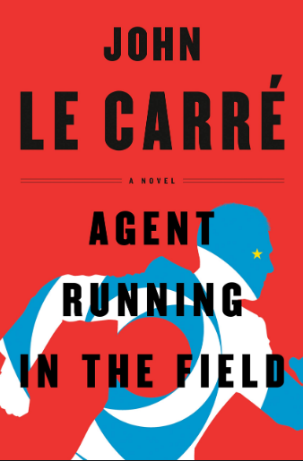 Agent running in the field  By John le Carré  Viking, Rs 599