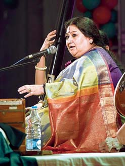 """We have worked with 10 arts organisations, working at grassroot level across 10 states. They became our on-ground partners and identified the artistes who are going to receive funds from the campaign — Assistance for Disaster Affected Artistes"" — Shubha Mudgal"