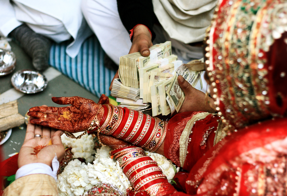 In 2015, the National Crime Records Bureau shows an average of 21 dowry deaths reported across the country every day, while the conviction rate is 34.7 per cent.