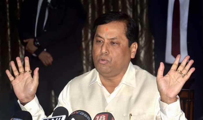 Chief minister Sarbananda Sonowal said this to a delegation of the All Tai Ahom Students' Union (Atasu) at a meeting held here on Saturday.