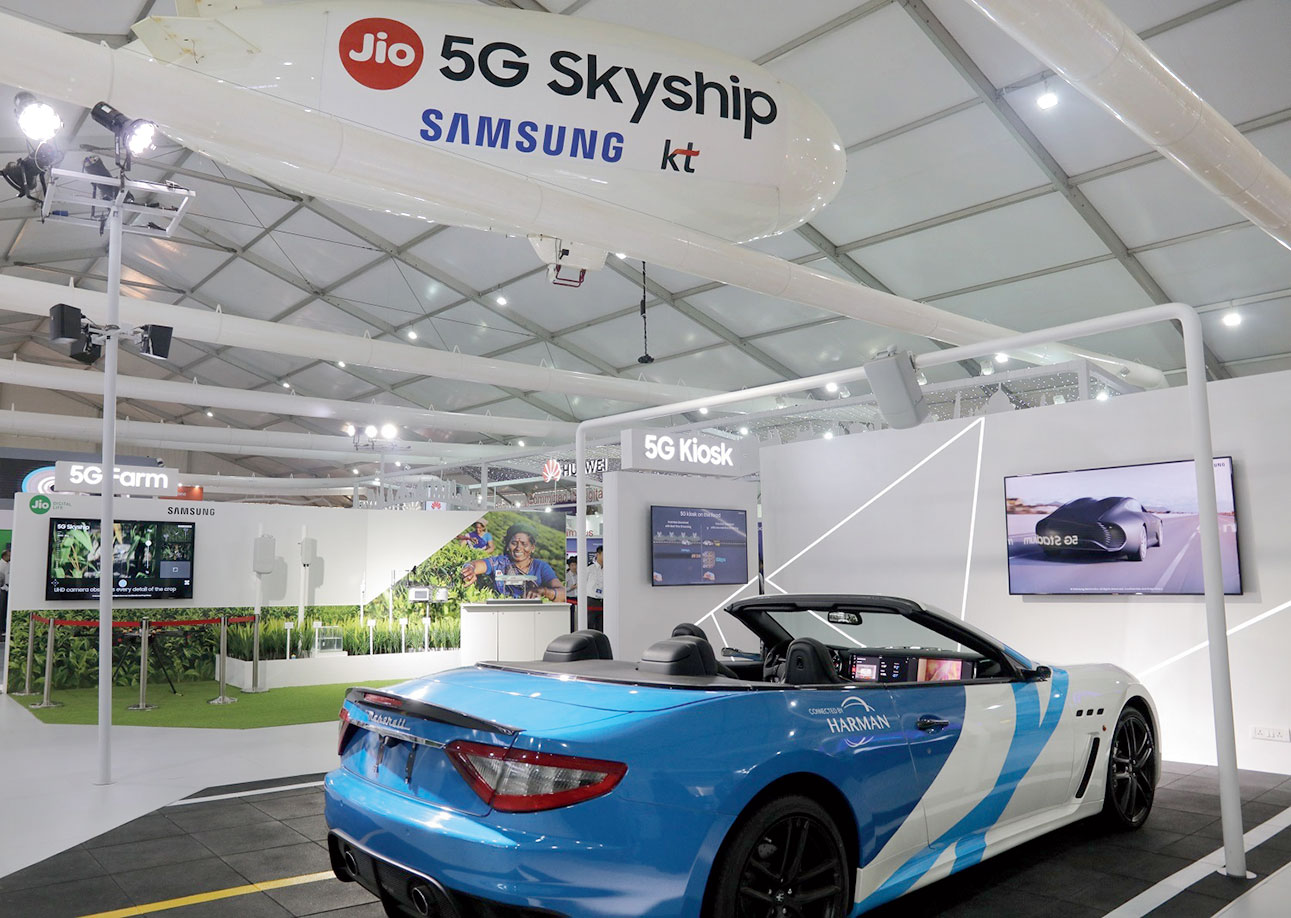 5G-enabled farms or connected cars are not a distant dream. Samsung is set to conduct 5G field trial in Delhi next year