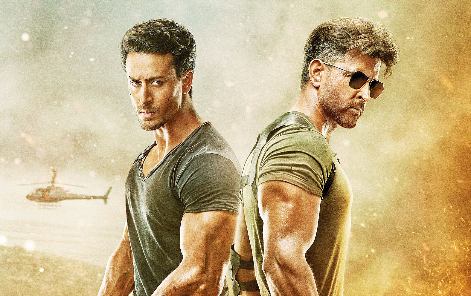 War: A testosterone fest powered by Hrithik and Tiger