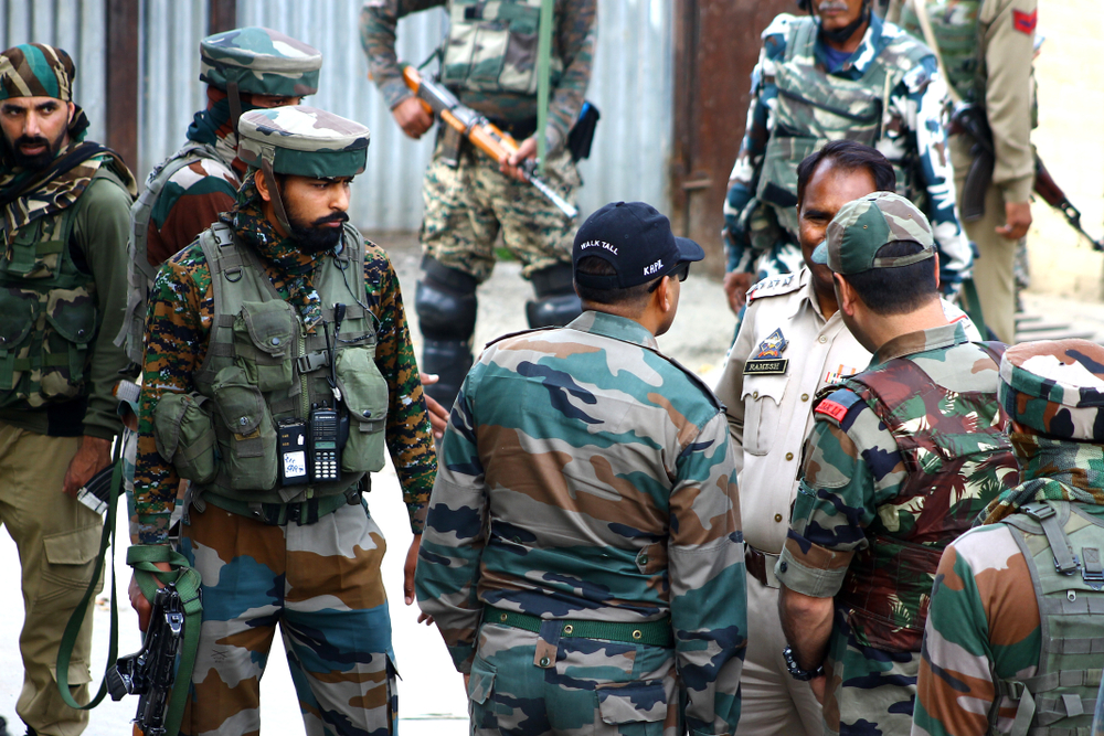 (Representational) Col Ashutosh Sharma was leading a team to rescue civilians who had been taken hostage by the terrorists hiding inside a house at the Chanjmullah area of Handwara in frontier Kupwara district of north Kashmir on Saturday, the officials said.