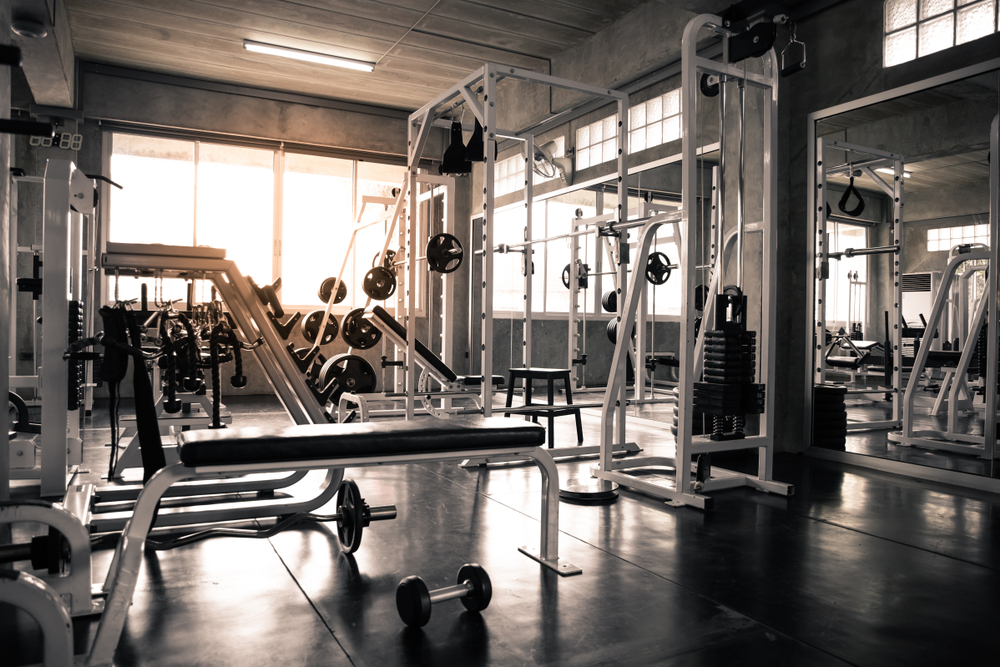 Gym owners demanded the district administration to allow them to open their outlets and promised to follow social distancing and sanitation rules in the strictest sense