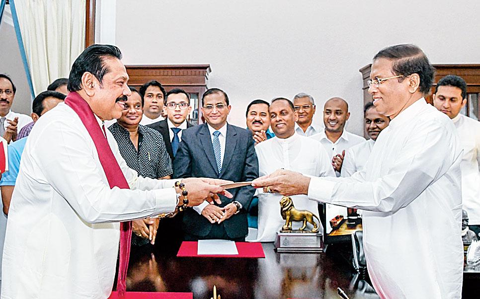 Dramatic twist in Lanka after ripples in Delhi
