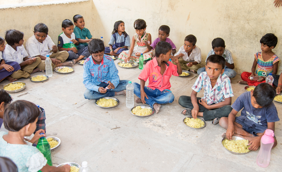 The father of a Dalit student told reporters on the condition of anonymity that it was usual for upper caste people not to sit together with those from the lower castes while eating midday meals.