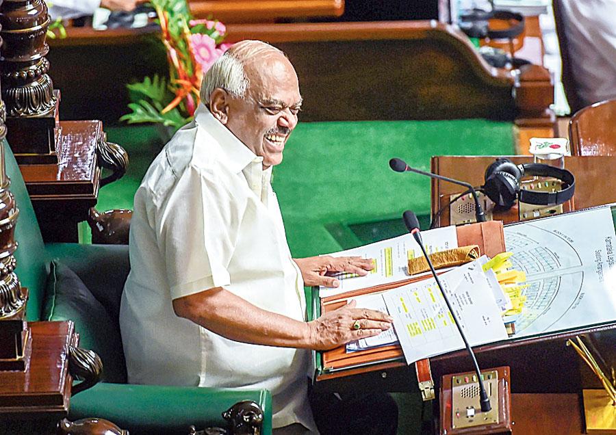 Karnataka Speaker K.R. Ramesh Kumar