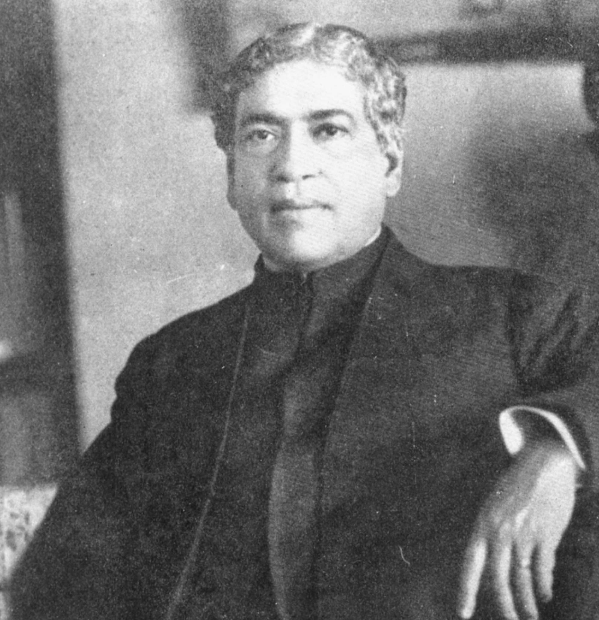 A tribute to Jagadish Bose, who proved plants have life