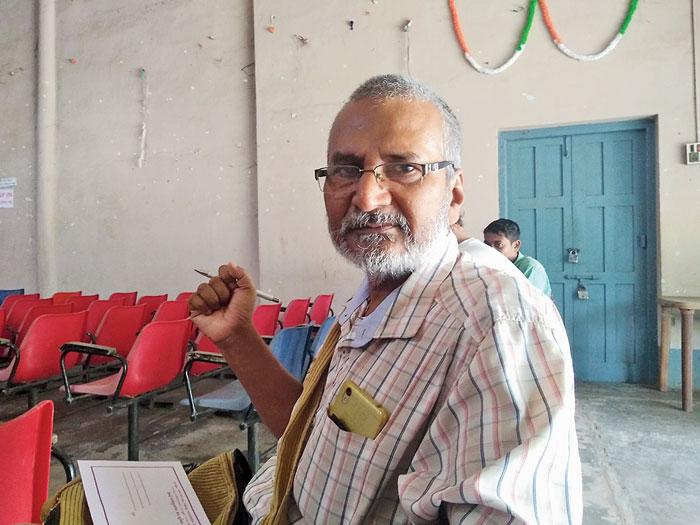 Barsha Dutta, the husband of Jayeeta Ganguly Dutta — who taught Chinese Language and Culture at Visva-Bharati's Cheena Bhavana — has formed the Professor Jayeeta Ganguly Dutta Memorial Trust with Rs 40 lakh from her life's savings.