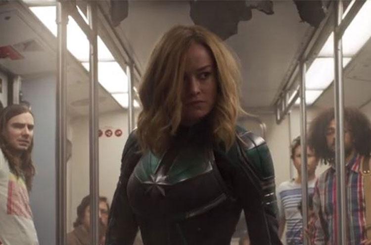 Captain Marvel is pretty good fun