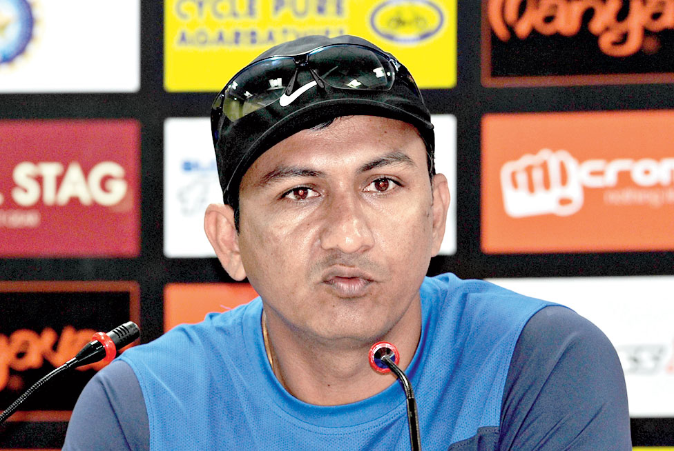 The incumbents — batting coach Sanjay Bangar, bowling coach Bharat Arun and fielding coach R. Sridhar — are on extended contracts till the end of the West Indies tour and joined via teleconference from North Sound in Antigua.