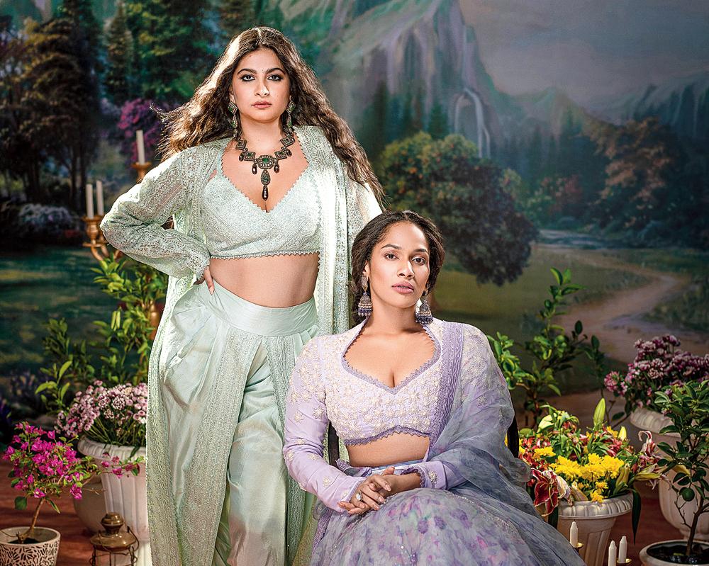 Rhea Kapoor and Masaba Gupta