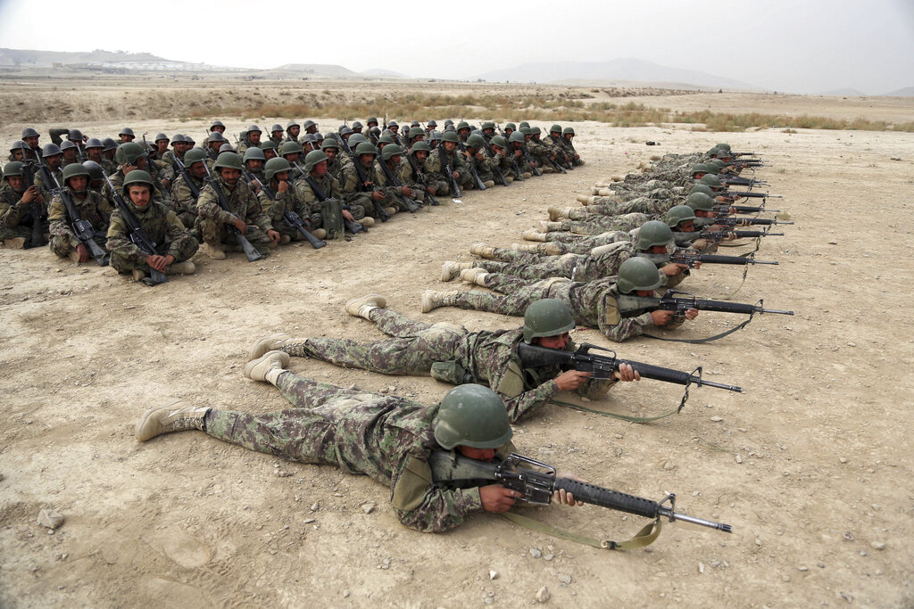 The shifting sands of Afghanistan