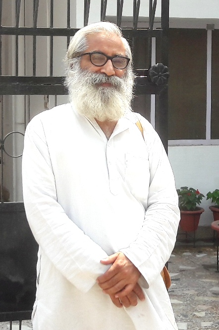 In his address, Magsaysay Award winner and human rights activist Sandeep Pandey had also said that the same people are