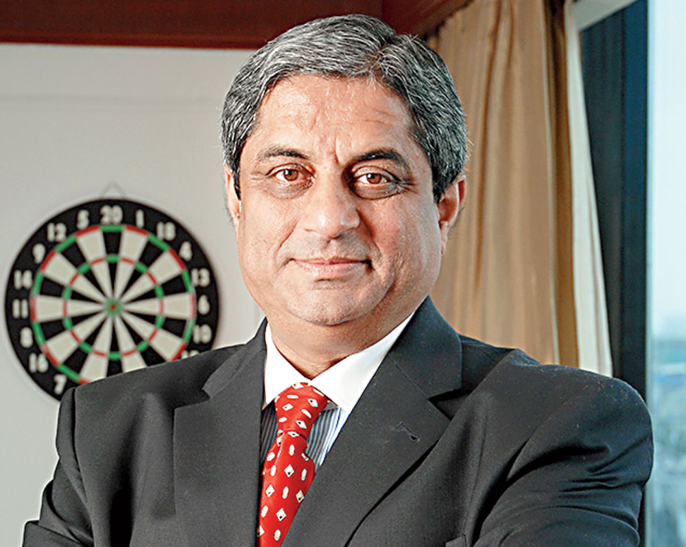Lot's to do: Aditya Puri