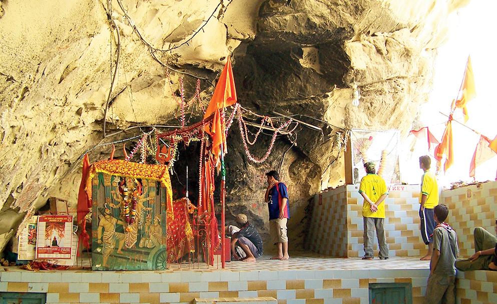Hinglaj Mata temple in Balochistan