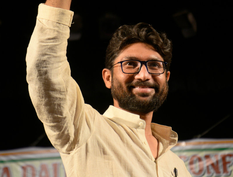 Earlier this week, Jignesh Mevani, an elected member of the Gujarat Assembly, was stopped from speaking at the H.K. Arts College in Ahmedabad, where he had himself once studied.