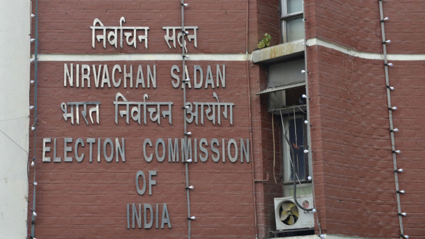 Election Commission weak-kneed, say former officials