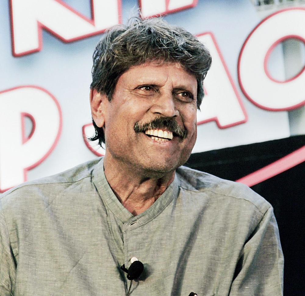 Kapil Dev Nikhanj