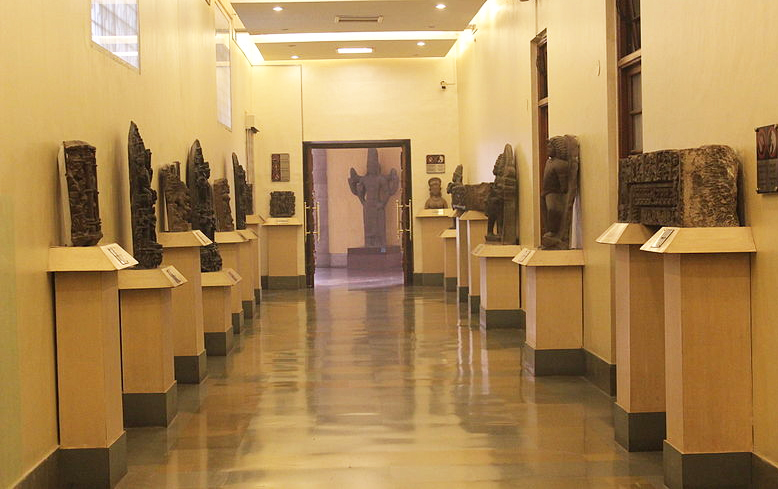The National Museum in Delhi