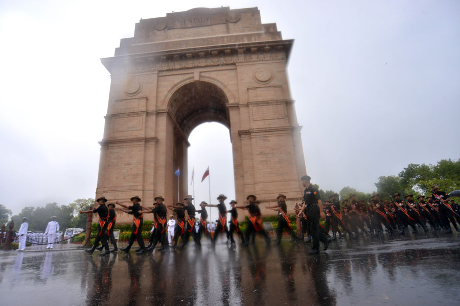 Kargil Vijay Divas celebrations at India Gate in New Delhi