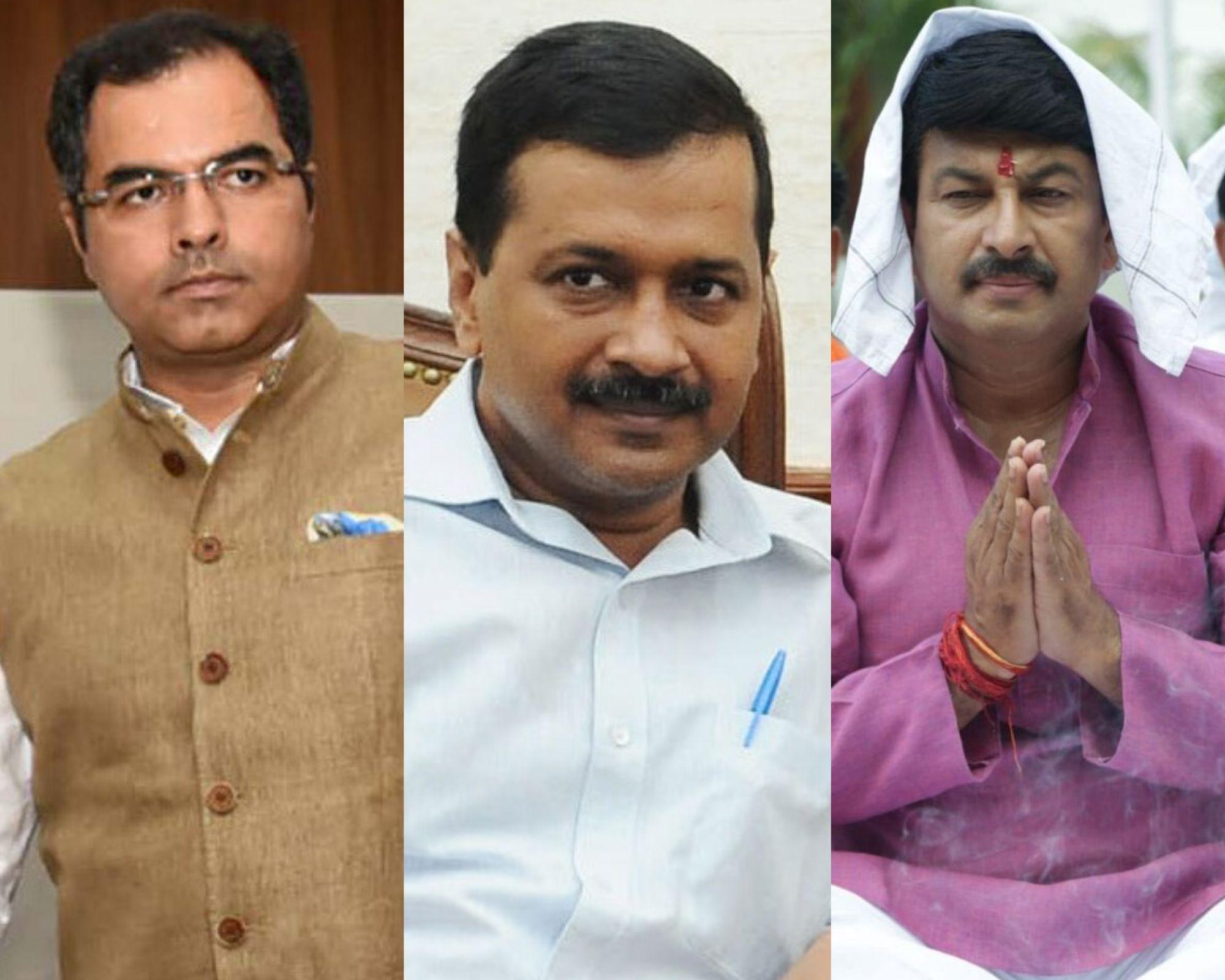 Delhi Assembly election 2020: Kejriwal vs who?