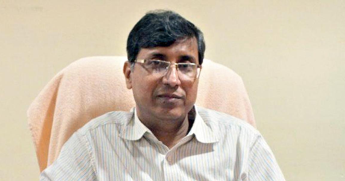 Nirmal Kanti Chakrabarti, vice-chancellor, NUJS