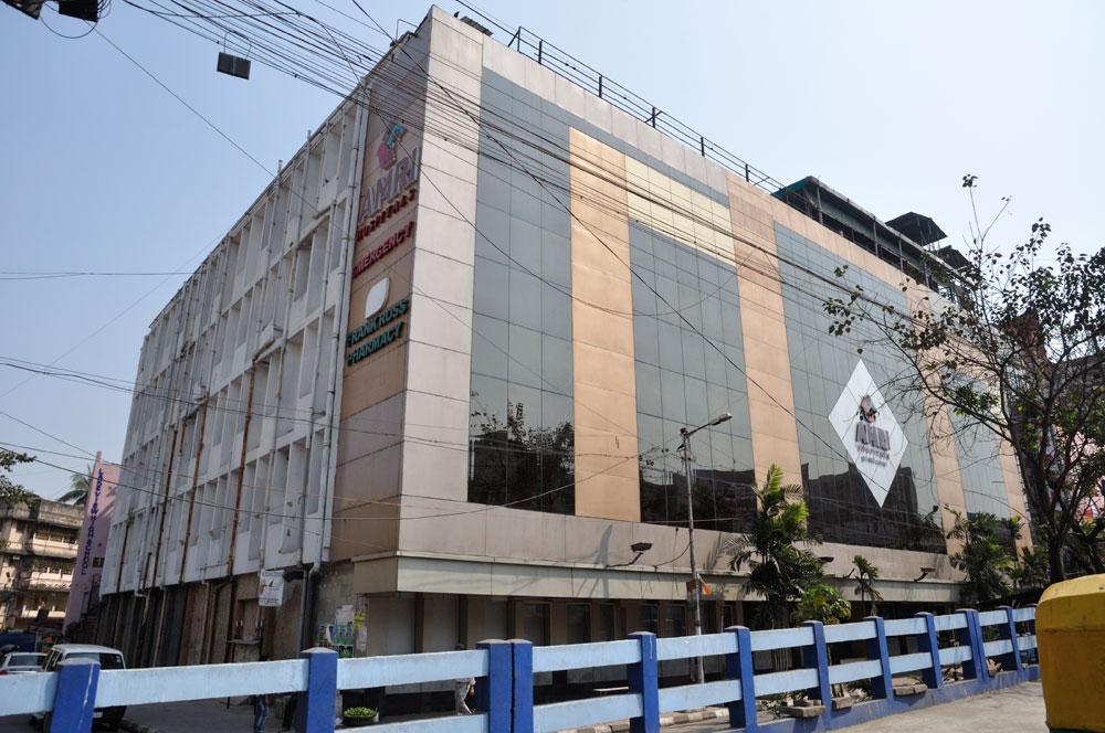 AMRI Hospital, Dhakuria