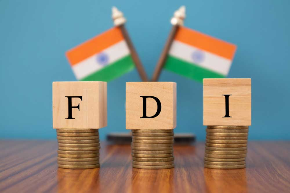 The department for the promotion of industry and internal trade (DPIIT) issued a press note that said that foreign investments from countries that share a border with India will require government approval from now on.