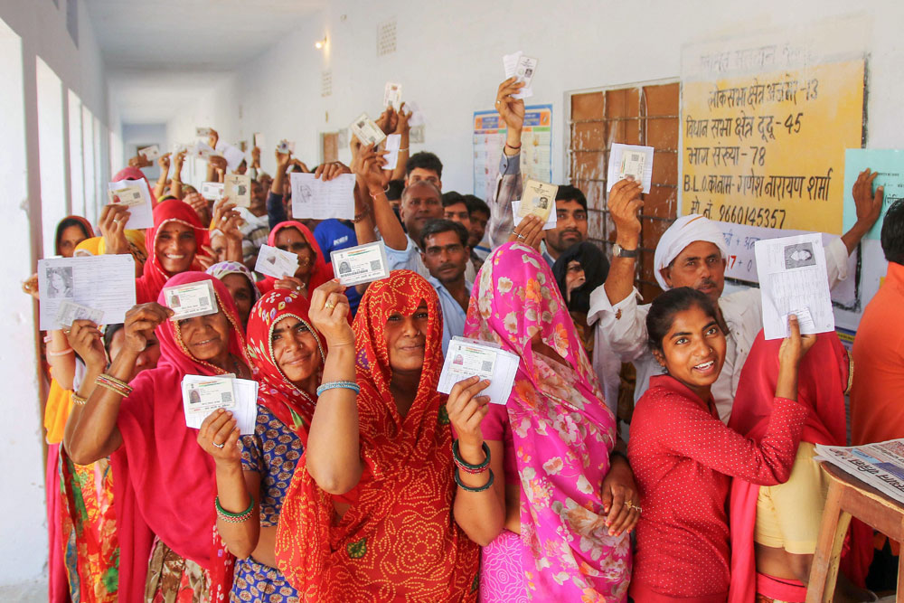 The Election Commission has the enormous task of ensuring free and fair elections throughout the country