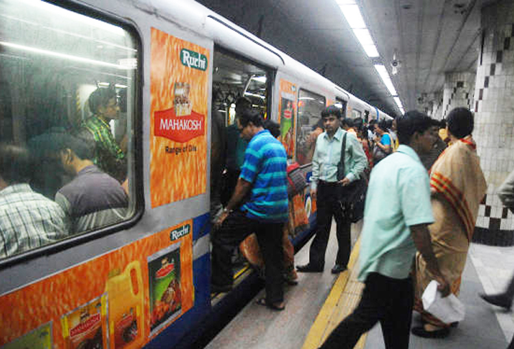 "Calcutta Metro officials said that following Kanjilal's death, they were trying to develop a system of door sensors that would not only read the thickness of an object but also its ""height""."
