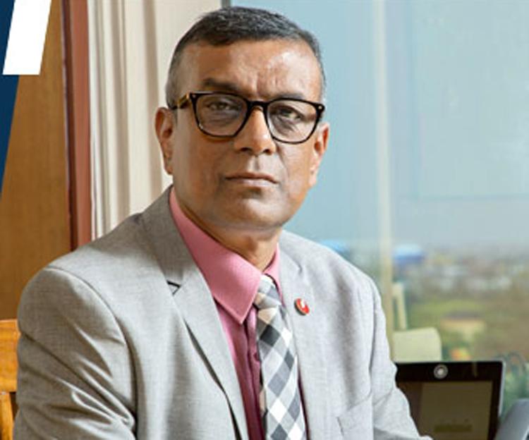 Chandra Shekhar Ghosh, managing director and CEO of Bandhan Bank
