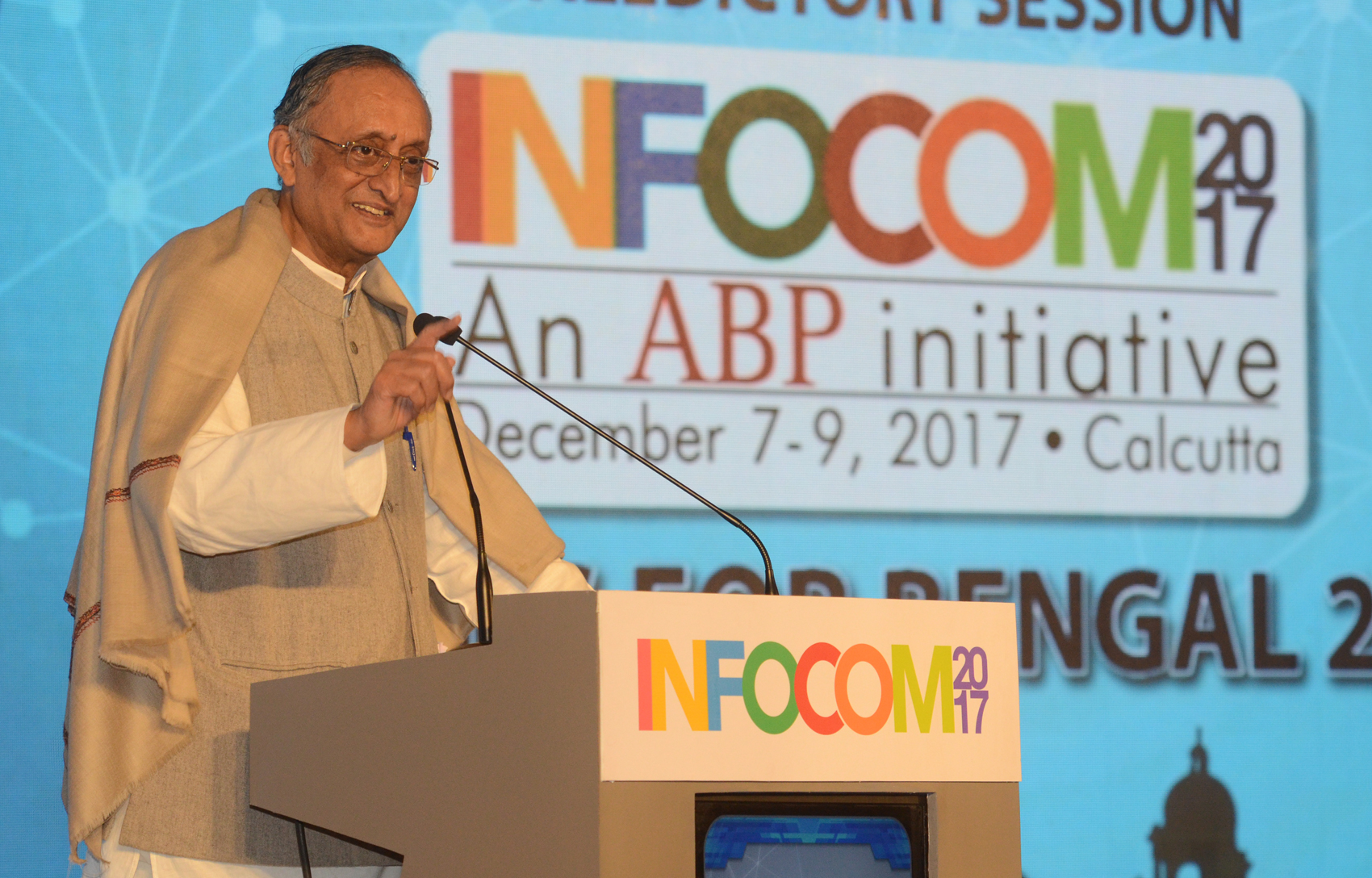 Talk about the economy: Amit Mitra
