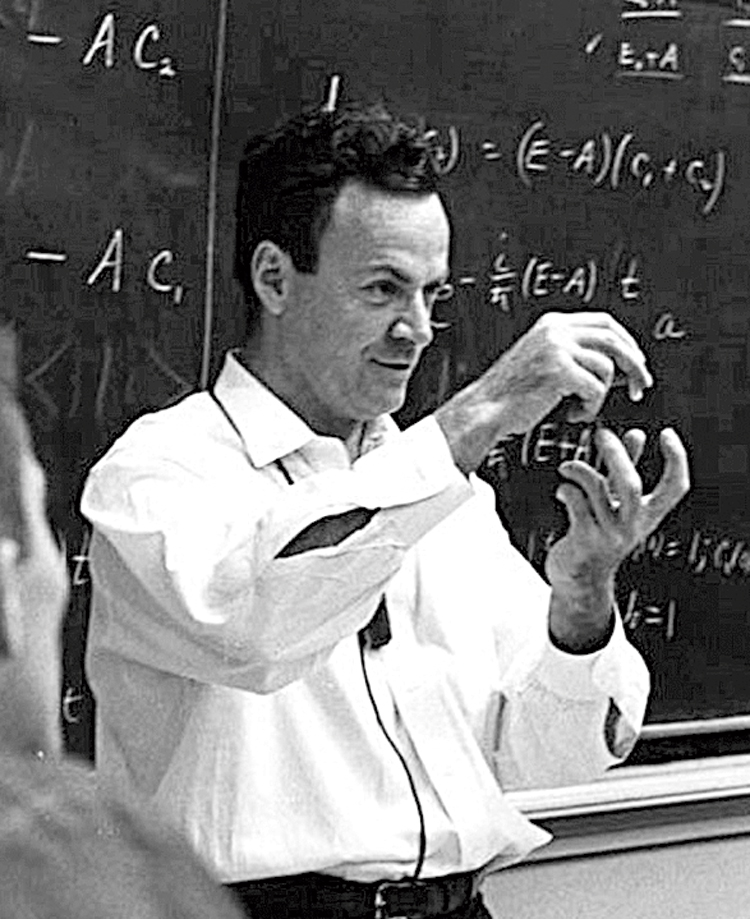 Feynman believed that if scientists or teachers are not able to explain complex concepts or ideas in the simplest of terms, it means they haven't grasped it themselves.