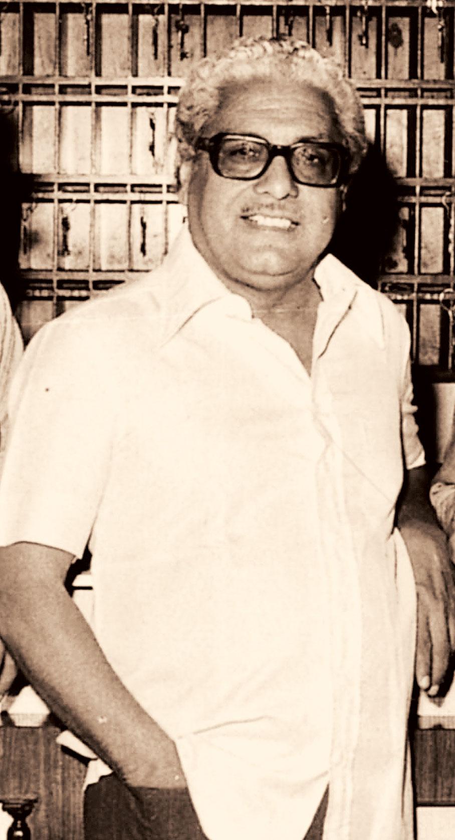 Basu Chatterjee