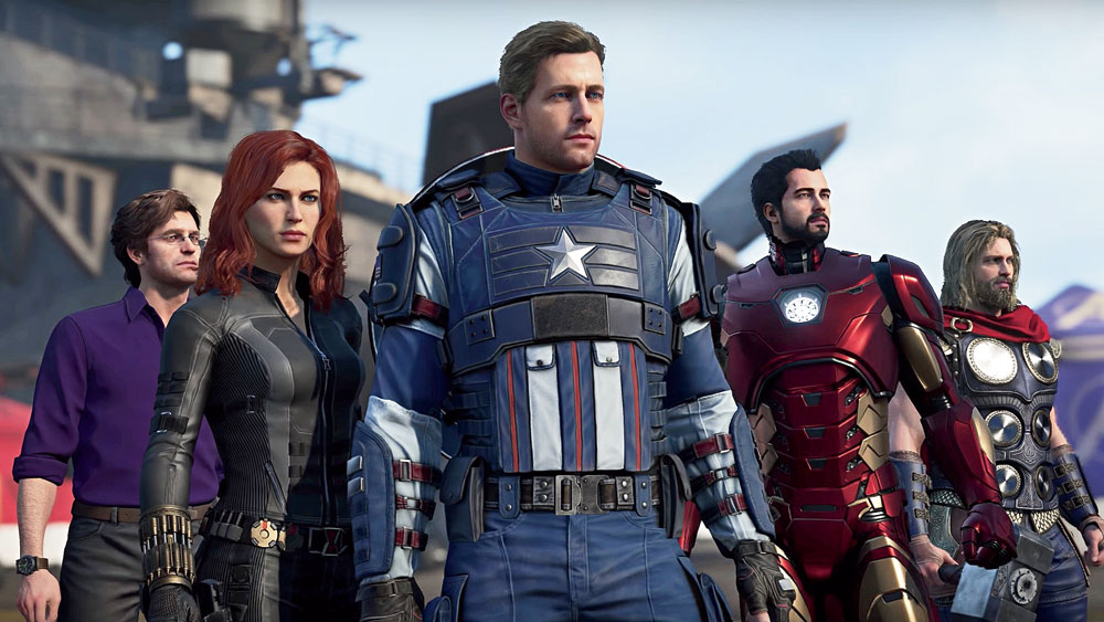 A superhero video game we always wanted, Marvel's Avengers will feature the greatest team of heroes from the world of comics, including Iron Man, Captain America, the Hulk, Black Widow, Thor and more. The video game is set to be based on a devastating event that leads to the organisation being disbanded with earth's best defenders tackling the challenges on their own.