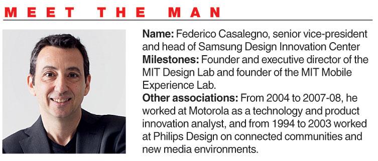 Meet Federico Casalegno