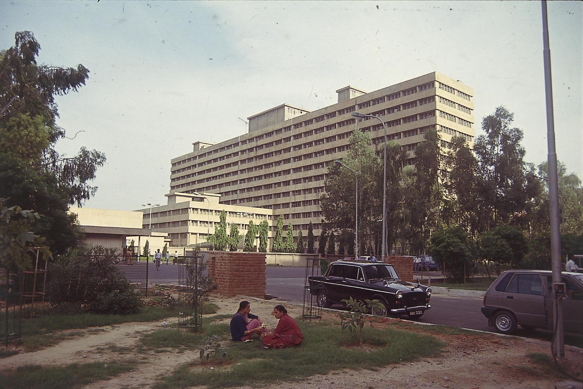 The R&AW office in New Delhi.