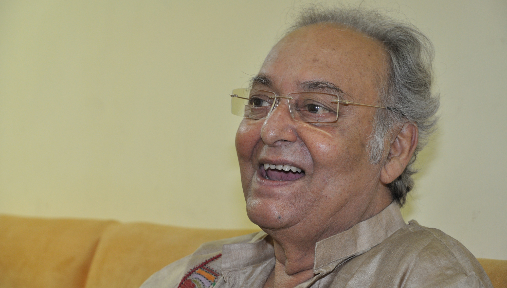 Several actors have essayed the role of Pheluda, but the average Bengali associates it with Soumitra Chatterjee