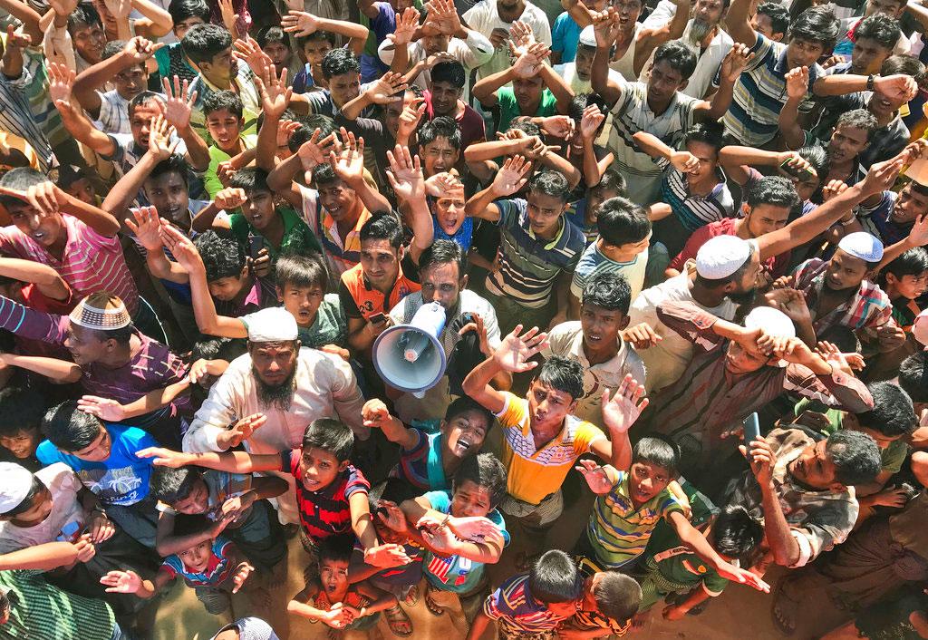 Rohingya refuse to return to Myanmar