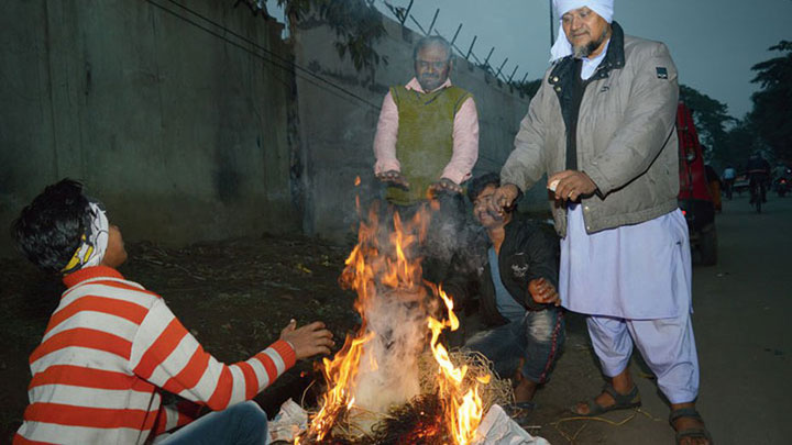 Meteorological department announce cold-wave alert in parts of Jharkhand for the next 2 days