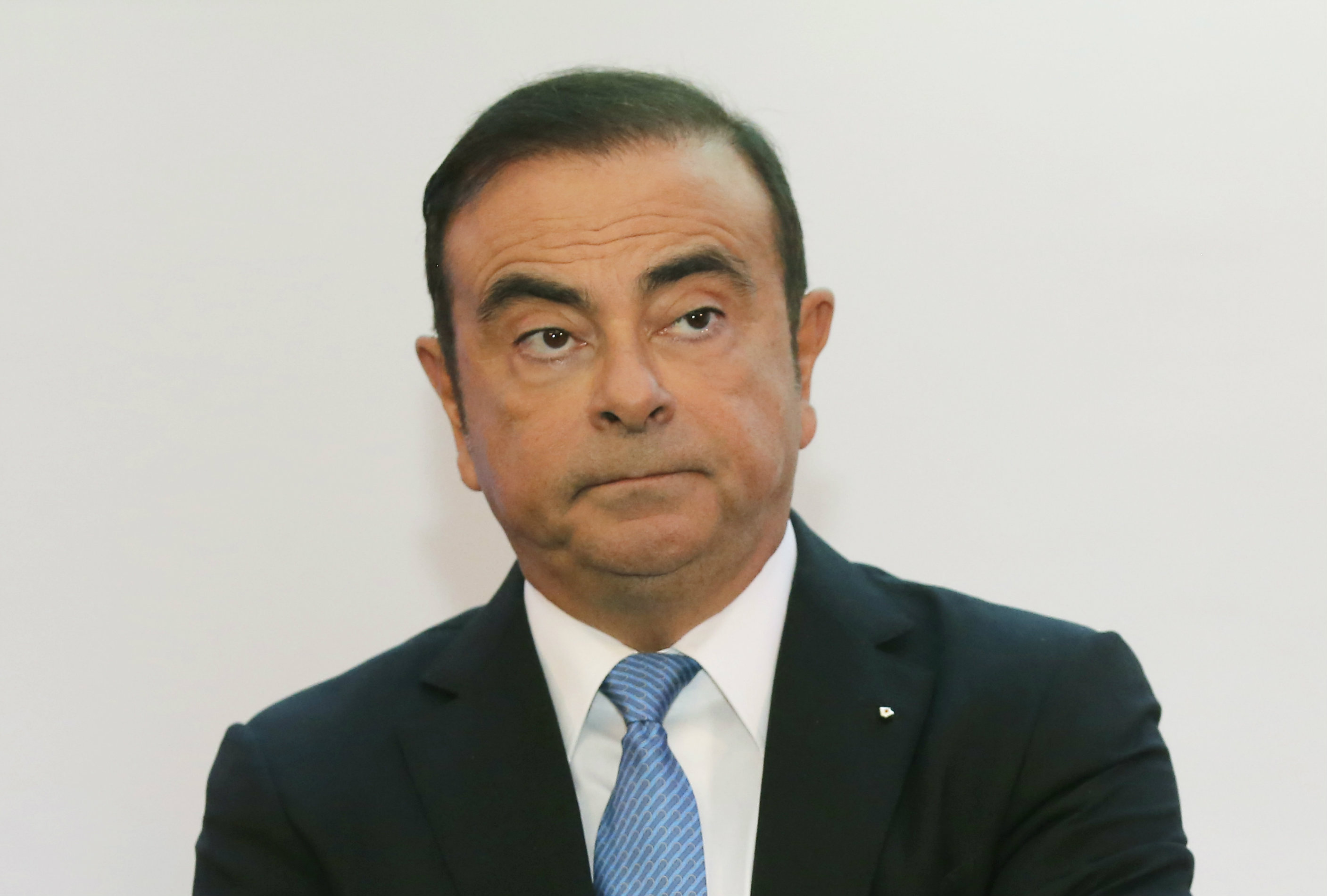 Carlos Ghosn told the court that he had the option to leave Nissan but had decided to stay on.
