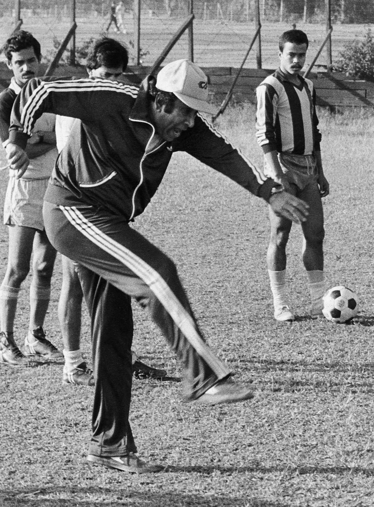 A FIFA-certified coach, PK had a coaching career as illustrious as his playing one.